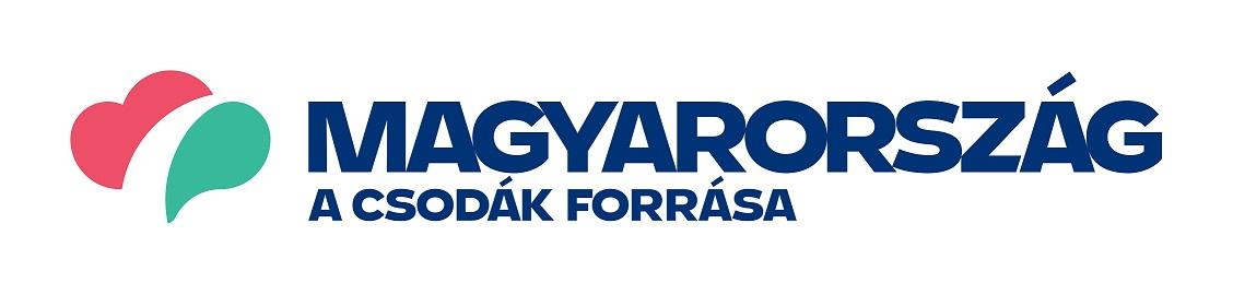 magyarorszag logo with slogan color